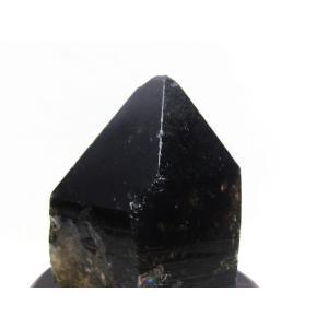 黒水晶レムリアンシード水晶 六角柱 t735-3072|ginza-todo|03