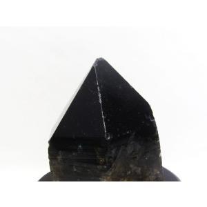 黒水晶レムリアンシード水晶 六角柱 t735-3072|ginza-todo|04