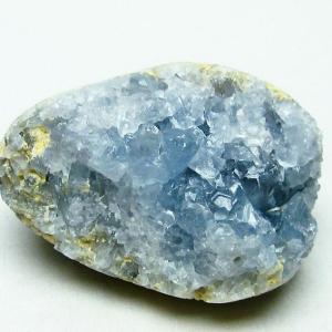 セレスタイト 天青石 原石 t756-590|ginza-todo
