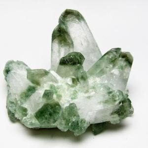 緑水晶 クラスター グリーンクォーツ クラスター t802-876|ginza-todo
