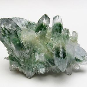 緑水晶 クラスター グリーンクォーツ クラスター t802-952|ginza-todo