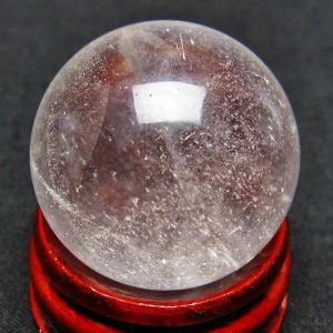 ヒマラヤ水晶 丸玉 26mm  t91-3747|ginza-todo