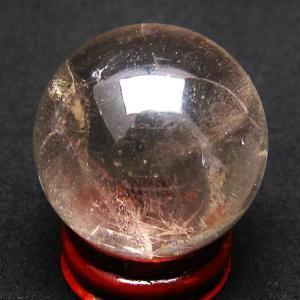 ヒマラヤ水晶 丸玉 36mm  t91-3948|ginza-todo