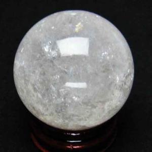 ヒマラヤ水晶 丸玉 35mm t91-4192|ginza-todo