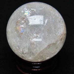ヒマラヤ水晶 丸玉 36mm t91-4196|ginza-todo