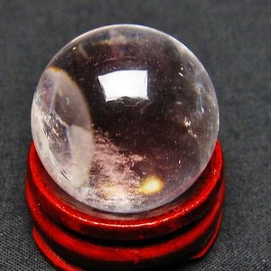ヒマラヤ水晶 丸玉 25mm  t91-4644|ginza-todo