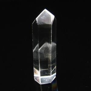 スーパーファントム水晶 六角柱 t98-1124 ginza-todo