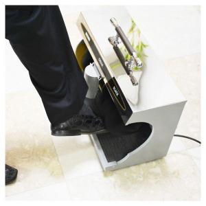 オートシューズポリッシャー 自動靴磨き機|ginzagift