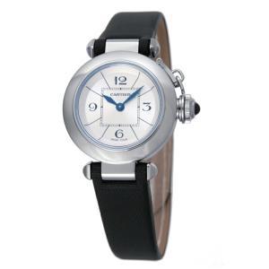 カルティエ Cartier 腕時計 ミスパシャ W3140025 シルバー|ginzahappiness