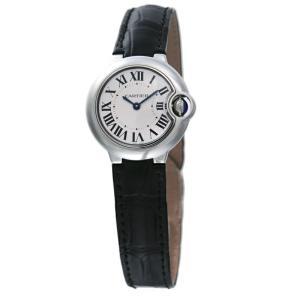 カルティエ Cartier 腕時計 バロンブルー W69018Z4 シルバー|ginzahappiness