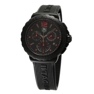 タグホイヤー TAG Heuer 腕時計 FORMULA 1 ブラック CAU111A.FT6024|ginzahappiness