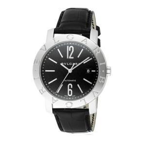 ブルガリ BVLGARI メンズ 腕時計 ブルガリブルガリ ブラック BB42BSLDAUTO ginzahappiness