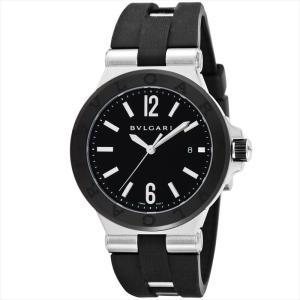 ブルガリ BVLGARI メンズ 腕時計 ディアゴノ ブラック DG42BSCVD ginzahappiness