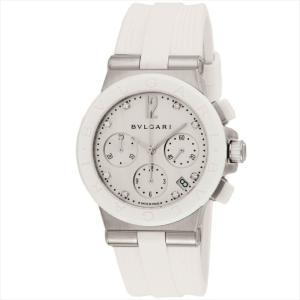 ブルガリ BVLGARI 腕時計 ディアゴノ DG37WSCVDCH/8 ホワイト ginzahappiness
