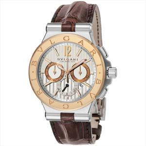 ブルガリ BVLGARI 腕時計 ディアゴノカリブロ DG42C6SPGLDCH シルバー ginzahappiness