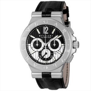 ブルガリ BVLGARI メンズ 腕時計 ディアゴノ カリブロ DG42BSLDCH AGCsep DG42BSLDCH ginzahappiness