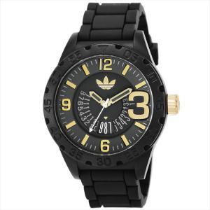 アディダス adidas 腕時計 ADH3011 NEWBURGH ブラック|ginzahappiness
