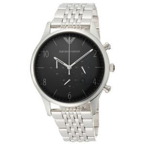 エンポリオアルマーニ EMPORIO ARMANI メンズ腕時計 AR1863 Beta BKクロノ|ginzahappiness
