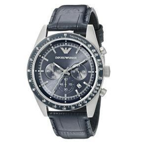 エンポリオアルマーニ EMPORIO ARMANI メンズ腕時計 AR6089 Sportivo BLクロノ|ginzahappiness
