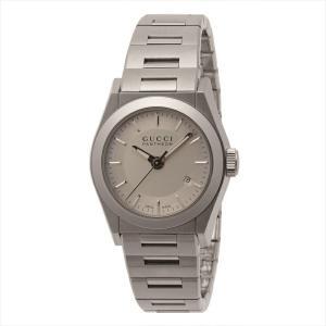 グッチ GUCCI レディース腕時計 パンテオン YA115508 シルバー|ginzahappiness