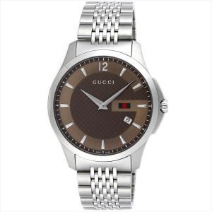 グッチ GUCCI 腕時計 Gタイムレス ブラウン YA126310|ginzahappiness