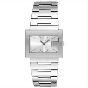 グッチ GUCCI レディース腕時計 Gレクタングル YA100520 シルバー|ginzahappiness