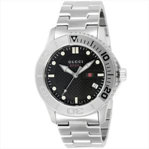 グッチ GUCCI メンズ腕時計 Gタイムレス YA126251 ブラック|ginzahappiness