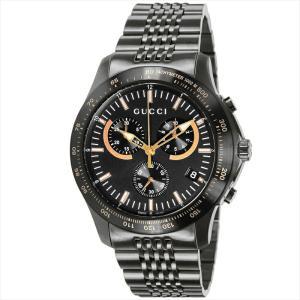 グッチ GUCCI 腕時計 Gタイムレス ブラック YA126260|ginzahappiness