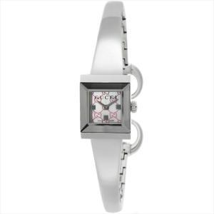 グッチ GUCCI 腕時計 Gフレーム ピンクパール YA128516|ginzahappiness