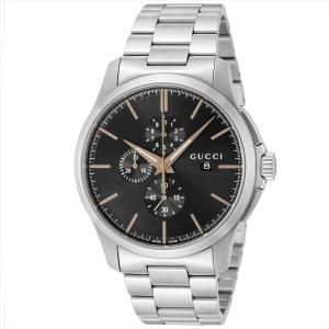 グッチ GUCCI メンズ腕時計 Gタイムレスクロノ YA126272|ginzahappiness
