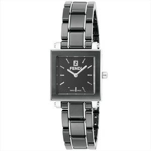 フェンディ FENDI 腕時計 Ceramic ブラック F621210|ginzahappiness