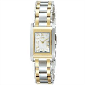 フェンディ FENDI 腕時計 レディース ループ ホワイトパール F776240|ginzahappiness