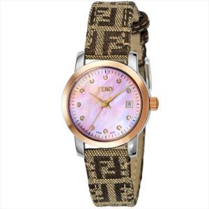 フェンディ FENDI 腕時計 ラウンドクラシコ ピンクパール F218272DF|ginzahappiness