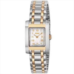 フェンディ FENDI レディース腕時計 クラシコ F702240 ホワイトパール|ginzahappiness