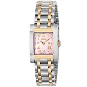 フェンディ FENDI レディース腕時計 クラシコ F702270 ピンクパール|ginzahappiness