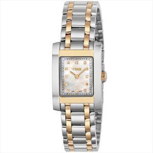 フェンディ FENDI レディース腕時計 クラシコ F702240D ホワイトパール|ginzahappiness