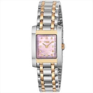 フェンディ FENDI レディース腕時計 クラシコ F702270D ピンクパール|ginzahappiness