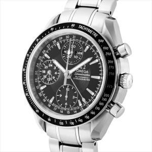 オメガ OMEGA スピードマスターデイデイト 3220.5 ブラック メンズ 腕時計|ginzahappiness