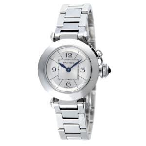 カルティエ Cartier 腕時計 ミスパシャ W3140007 シルバー