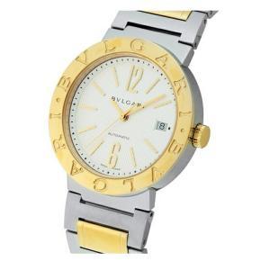 ブルガリ BVLGARI メンズ 腕時計 ブルガリブルガリ ホワイト BB38WSGDAUTO BL2sep BB38WSGDAUTO ginzahappiness
