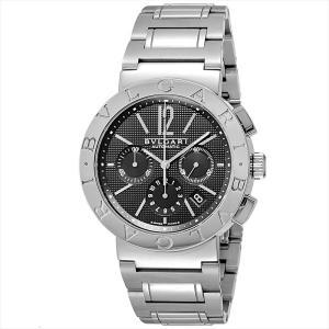 ブルガリ BVLGARI メンズ 腕時計 ブルガリブルガリ ブラック BB42BSSDCH ginzahappiness