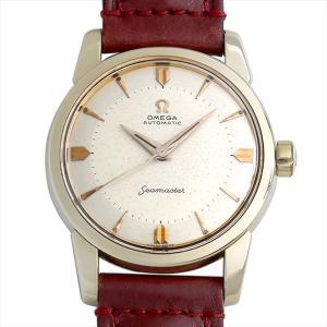 オメガ シーマスター Cal.501 2846-5-SC アンティーク メンズ 腕時計 ginzarasin