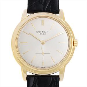 パテックフィリップ カラトラバ cal:27-460 3433J アンティーク メンズ 腕時計|ginzarasin