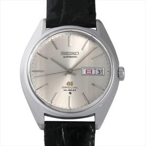 グランドセイコー スペシャル ハイビート デイデイト Cal.6156A 6156-8010 カットガラス アンティーク メンズ 腕時計|ginzarasin
