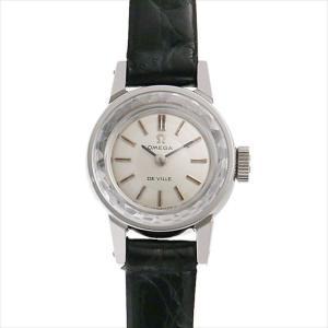 オメガ デ・ヴィル カットガラス ST511.166 アンティーク レディース 腕時計 ginzarasin