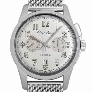 48回払いまで無金利 ブライトリング トランスオーシャン クロノグラフ 1915 リミテッド AB141112/G799(AB1411)(A019G99OCA) 中古 メンズ 腕時計 ginzarasin