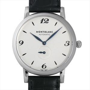モンブラン スター クラシック オートマティック 107073 新品 メンズ 腕時計|ginzarasin