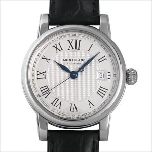 モンブラン スター デイト オートマティック 107114 新品 メンズ 腕時計|ginzarasin