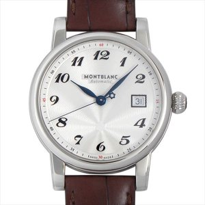 モンブラン スター デイト オートマティック 107315 新品 メンズ 腕時計|ginzarasin