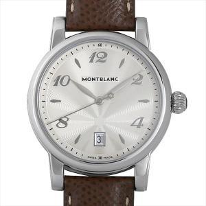 モンブラン スター デイト 108762 新品 メンズ 腕時計|ginzarasin